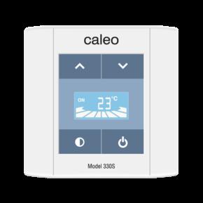 Терморегулятор CALEO 330S встраиваемый сенсорный, 3 кВт