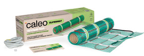 Нагревательный мат для теплого пола CALEO SUPERMAT 200 Вт/м2, 5 м2