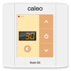 Терморегулятор CALEO 330 встраиваемый цифровой, 3 кВт