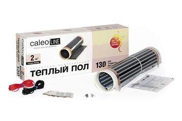 Пленочный теплый пол CALEO LINE 130 Вт/м2, 6 м2