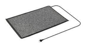 Греющий коврик CALEO 40х60 см., серый