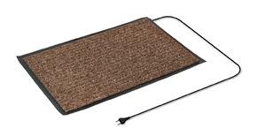 Греющий коврик CALEO 40х60 см., коричневый